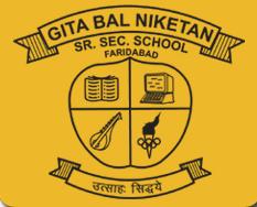 Gita Bal Niketan School Faridabad Logo