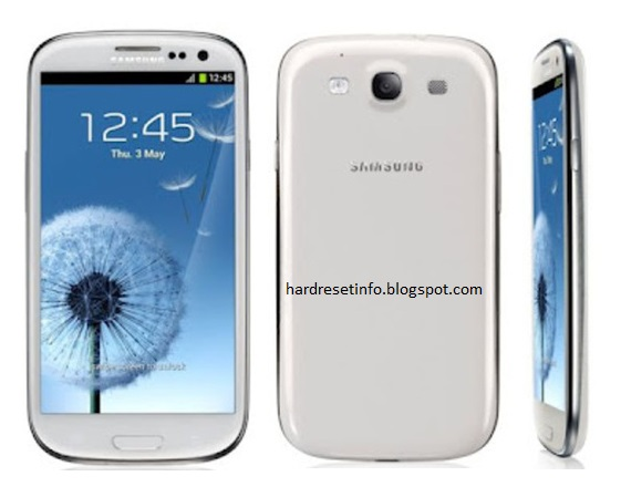 To Hard Reset Your Samsung Galaxy s3 gt-I9300