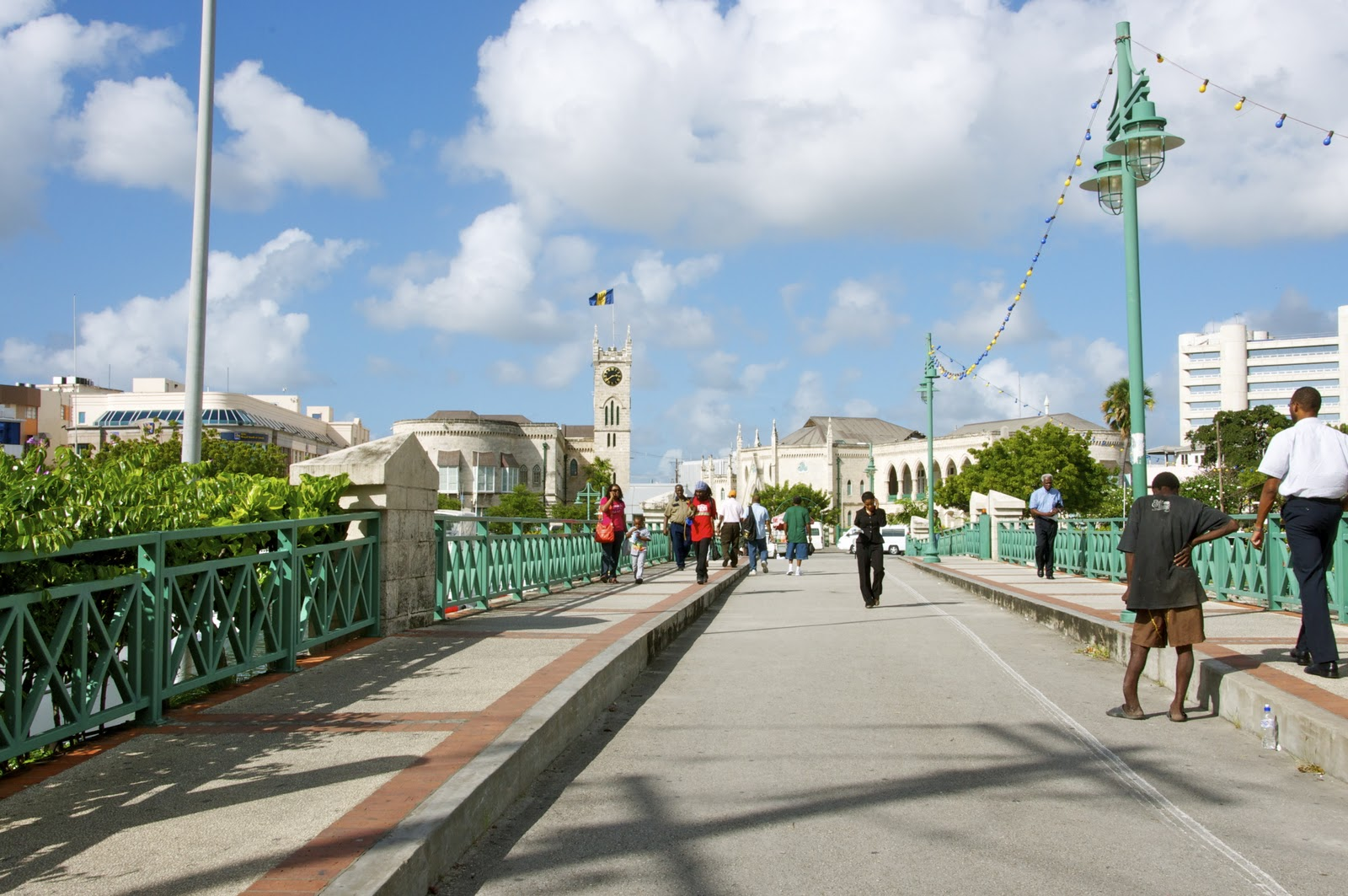 Loop barbados the capital of barbados bridgetown