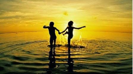 Nossos filhos são espíritos imortais.
