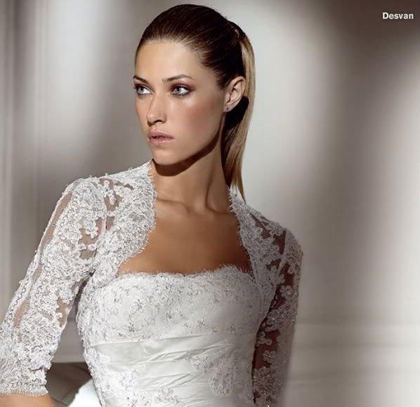 Lace Bridal Jackets Amp Boleros Wedding Bells