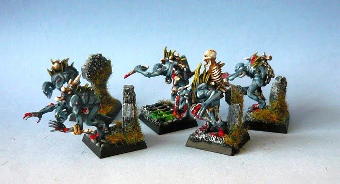 undead - New undead warband by Skavenblight Ghul5