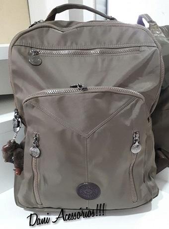 Quer ganhar uma linda mochila réplica da Kipling?