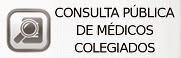 Consulta pública de colegiados
