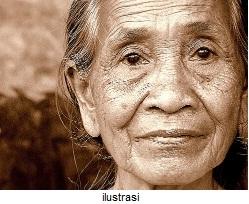 Semangat Hidup Nenek Yang Luar Bisa