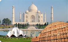 Golden Triangle Tour- 5 Nights 6 Days