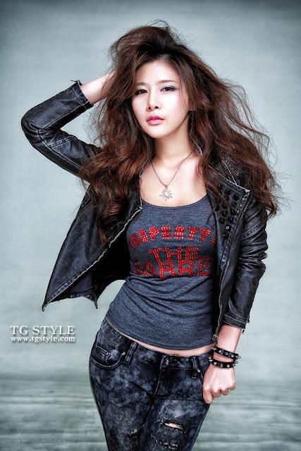 3 Hwang Ga Hi - Close-up-Very cute asian girl - girlcute4u.blogspot.com