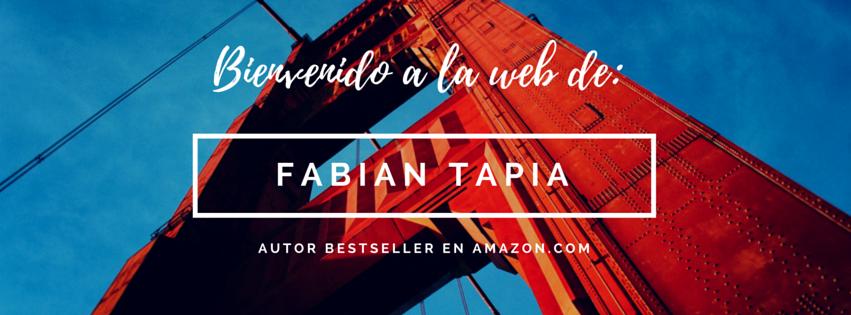 Fabián Tapia Escritor