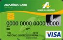 Cartão Amazônia Card Nacional