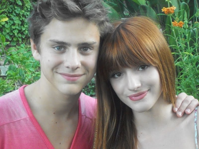 Bella Thorne And Garrett Backstrom sunshine magazi...