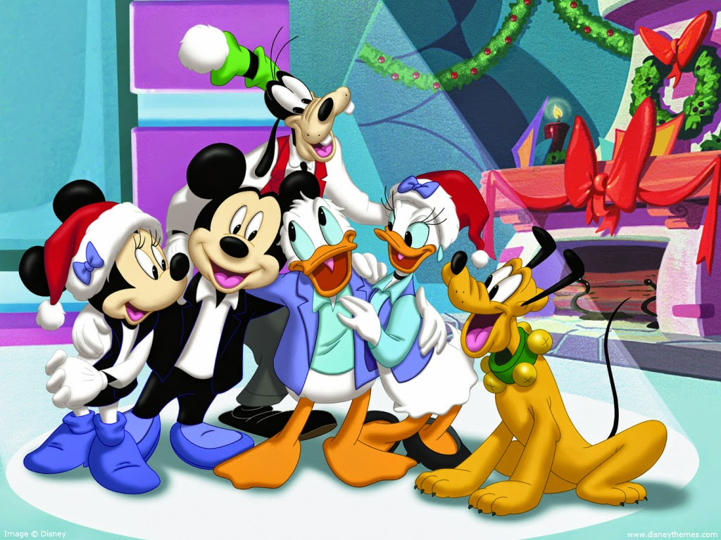 Mickey Mouse and Friends Christmas