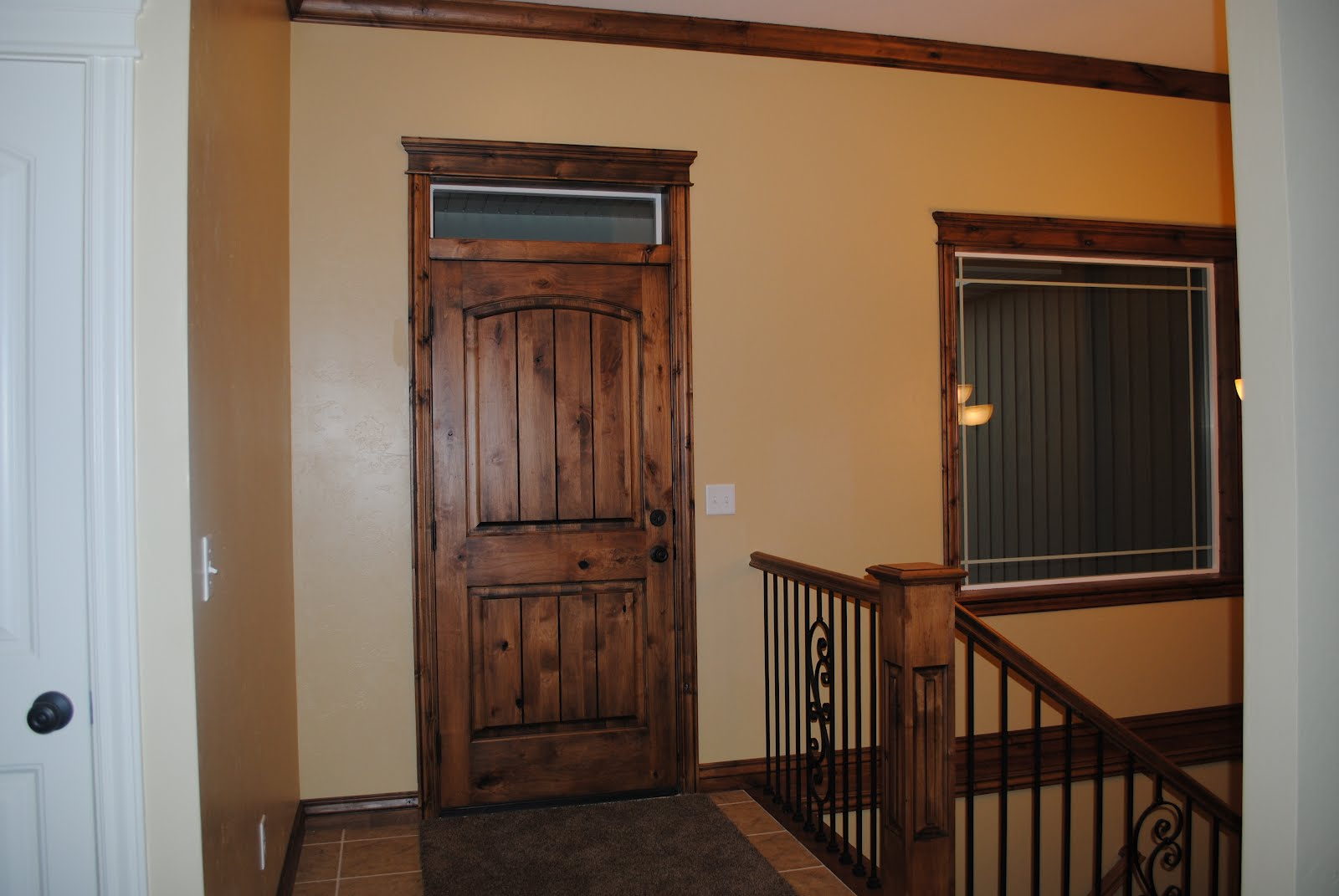 Knotty Alder Trim and Molding