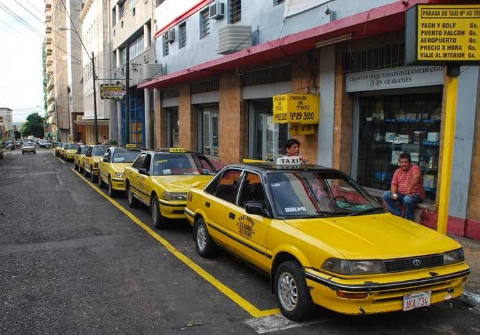 Asuncion Taxi Paraguay