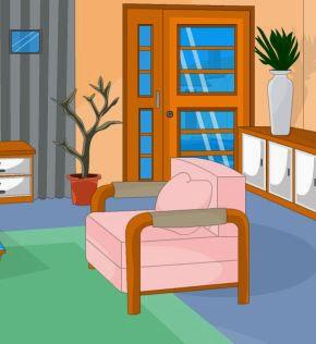 Juegos de escape online Unusual Room Escape