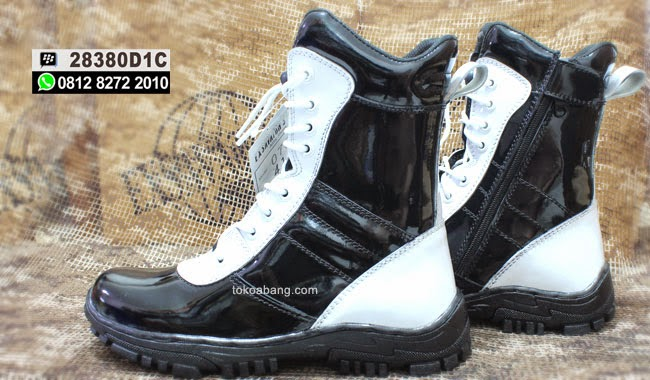 Sepatu Provost Polri Toko Abang Tactical