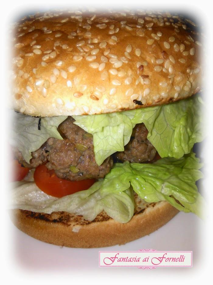 hamburger tradizionale