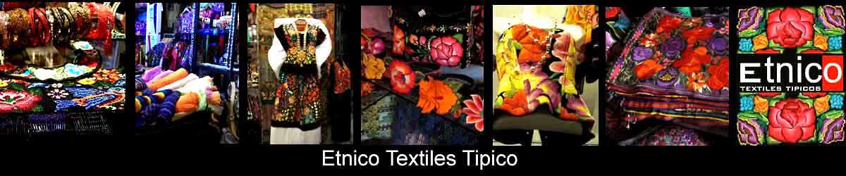 Etnico Textiles Tipicos Oaxaca