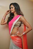 Shubra Aiyappa glamorous in half saree-thumbnail-12