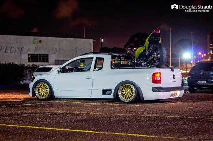 Cars 4 U >> Only Cars - Carros Rebaixados,Tuning,DUB, Vídeos e muito mais...: Saveiro G6 Rebaixada