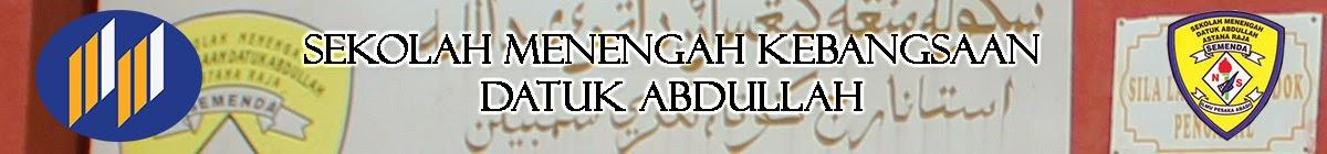 SMK DATUK ABDULLAH