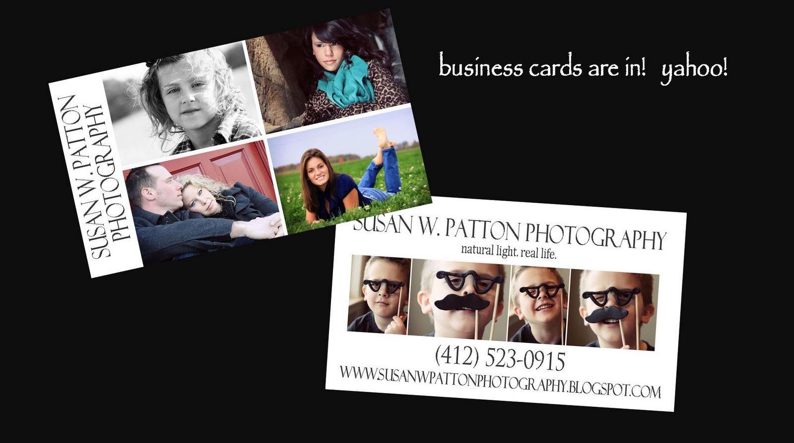 Susan w patton photography out of hibernation rep cards see below a fresh alternative to the traditional senior wallet sized print these cards measure 1375 x 35 and can be customized with text reheart Image collections