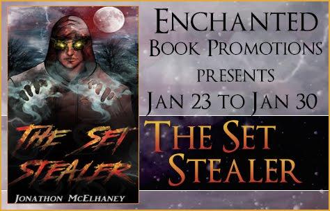 The Set Stealer Book Tour