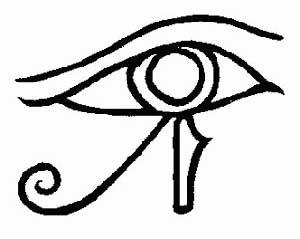 Symbol Mata Horus