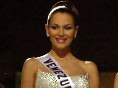Miss Venezuela Eva Ekvall dead