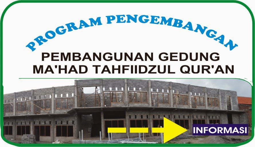 Ma'had Tahfiidzul Qur'an
