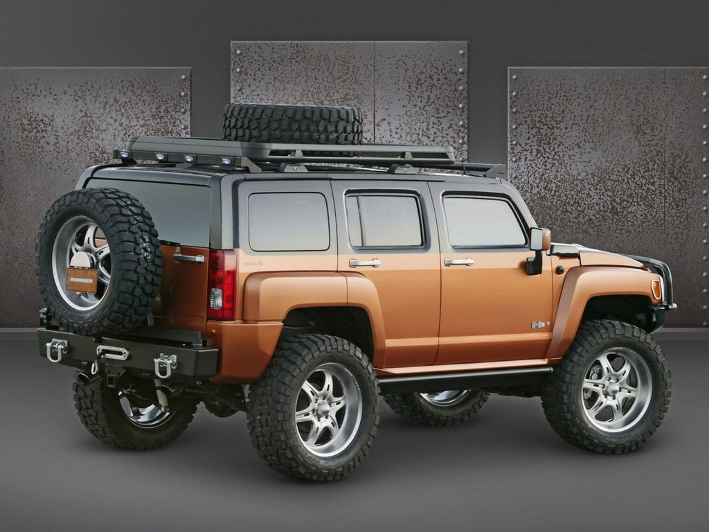 Vehicles Hummer 2011