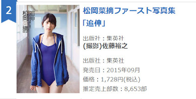 [Resim: natsu-oricon.jpg]