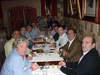 Cena por el XXXI Aniversario de la primera promoción de Los Olmos
