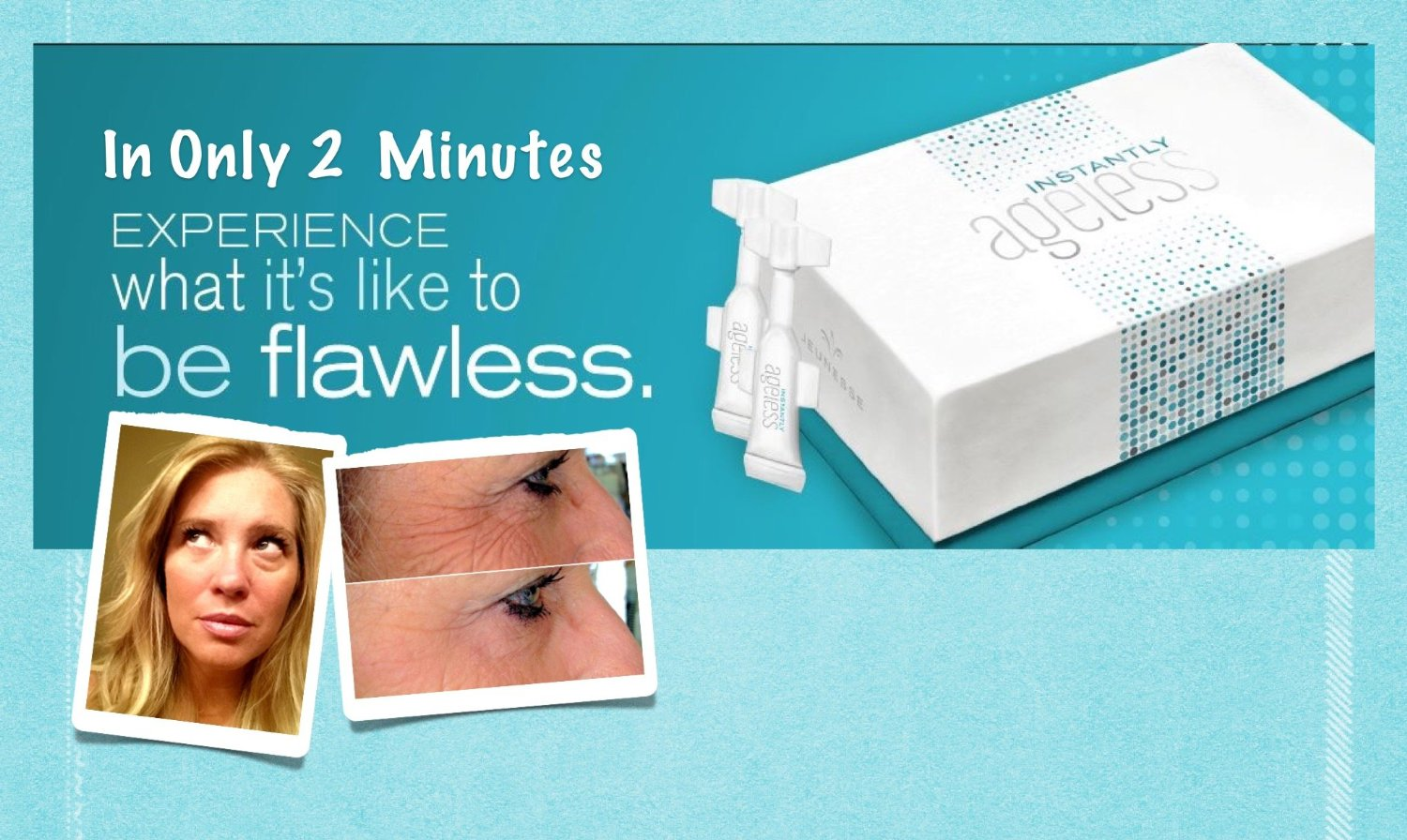 Does Instantly Ageless Really Work With Actual Demo