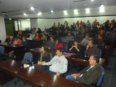 V Colóquio Nacional de Filosofia Clínica no Plenarinho da Assembléia Legislativa em Porto Alegre/RS