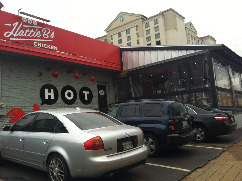 REVIEW: Hattie B's Hot Chicken (Nashville, TN) | ♔ Bella ...