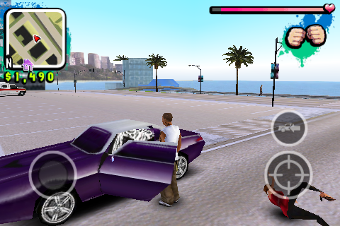 Gangstar: miami vindication costs