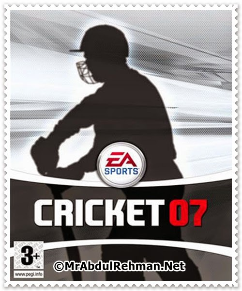 EA Sports Cricket 2007 PC Game Free Download Full Version