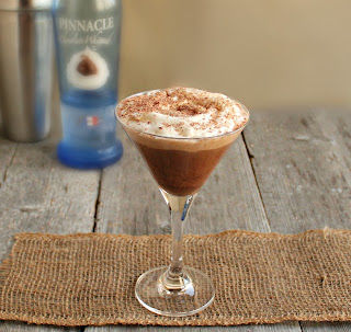 Chocolate Sweetheart Martini