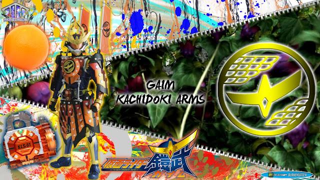 Kamen Rider Gaim Wallpaper Pack