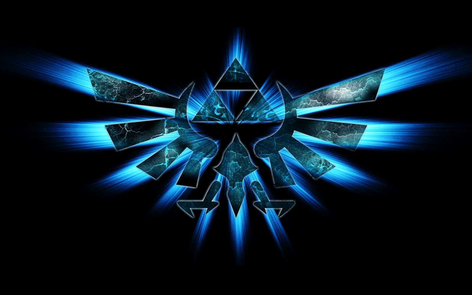 Blue Phoenix Wallpaper
