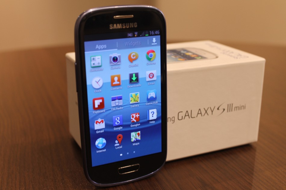 TECHS-TWEAK: Samsung Galaxy S3 mini REview..