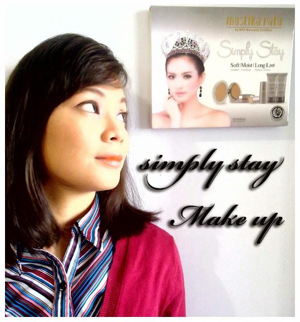MUSTIKA RATU SIMPLY STAY Make Up