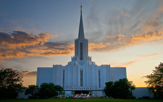 Temples: Where Heaven Meets Earth