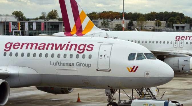 Germanwings Nahas