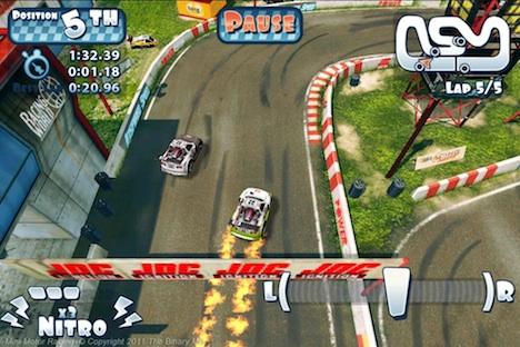Pendekar Pasuruan: Mini Motor Racing EVO