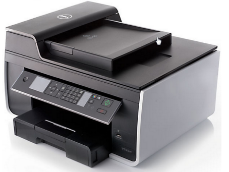 Printer Dell v725w