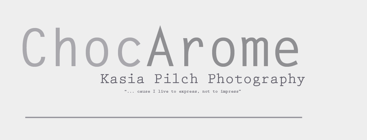 Kasia Pilch Photography. Portfolio and photo-diary. Fashion, beauty, macro & travel.