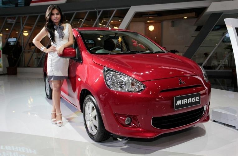 Harga Mitsubishi Mirage Pekanbaru Riau | Harga Terbaik | Harga Termurah