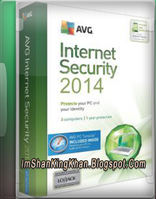 AVG Internet Security Anti Virus 2014 Download Free & Protect Your PC