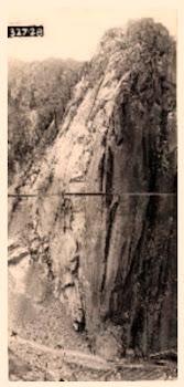 """Macizo """"El Basto"""" de ALDEADÁVILA. Presa"""